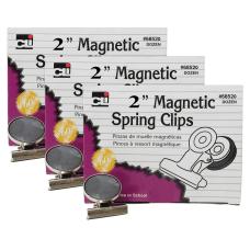 Charles Leonard Magnet Spring Clips 2