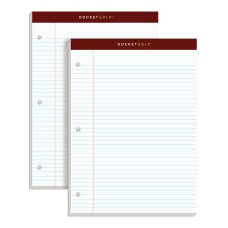 TOPS Double Docket Gold Writing Pads
