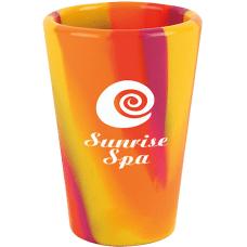 Custom Silipint Silishot Shot Glass 15