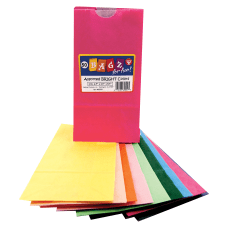Hygloss Bright Color Bagz Craft Project