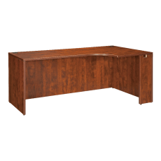 Lorell Essentials Series Corner Credenza Shell
