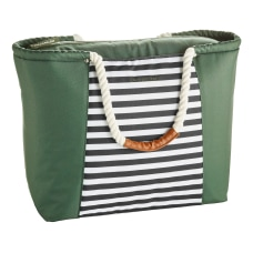 Rachael Ray Boat Tote GreenBlack