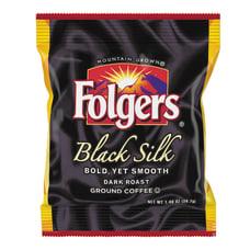 Folgers Black Silk Coffee Fraction Single