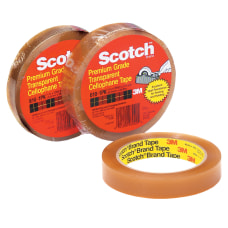 Scotch 610 Cellophane Tape 1 x