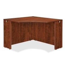 Lorell Essentials Series Corner Desk 42