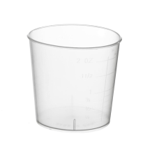 Medline Sterile Graduated Plastic Medicine Cups