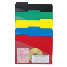 Pendaflex Hot Pockets 13 Cut Letter