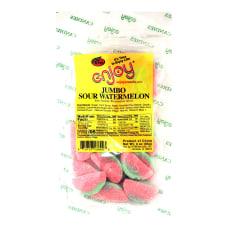 Enjoy Watermelon Gummy Candy 3 Oz
