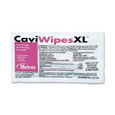 Unimed CaviWipesXL Disinfecting Towelettes Box Of