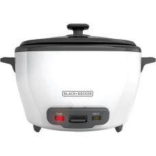 Black Decker 28 Cup Rice Cooker