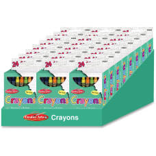 CLI Creative Arts 24 Crayon Display
