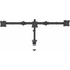 StarTechcom Desk Mount Triple Monitor Arm
