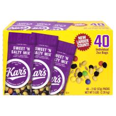 Kars Sweet n Salty Trail Mix