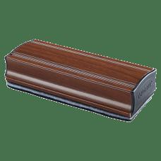 Lorell Magnetic Eraser Magnetic Mahogany Aluminum