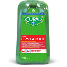 CURAD First Aid Kits 15 Pieces