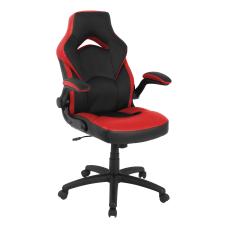 Lorell Bucket High Back Gaming Chair