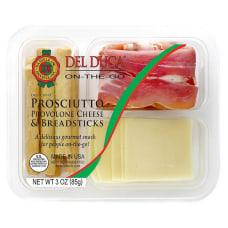 Daniele Prosciutto Provolone Cheese Breadsticks 3