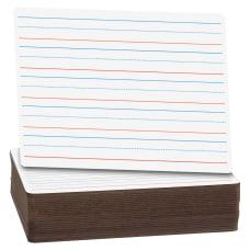 Flipside RuledPlain Frameless Dry Erase Boards
