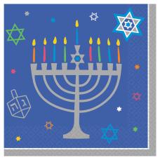 Amscan Hanukkah 8 Happy Nights 2