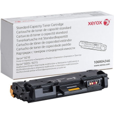 Xerox Toner Cartridge Black Laser Standard