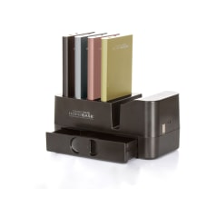 ChargeHub HomeBase Powerbank Docking Station Brown