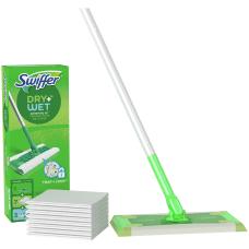 Swiffer Sweeper Dry Wet Starter Kit