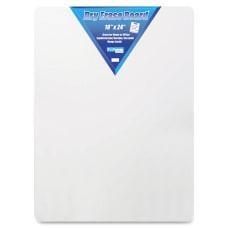 Flipside Unframed Dry Erase Whiteboard 18