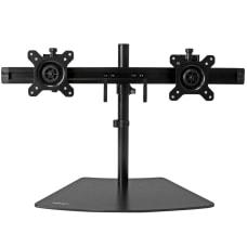StarTechcom Dual Monitor Stand Crossbar Supports