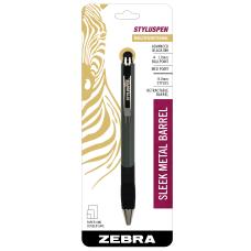 Zebra STYLUSPEN Retractable Stylus Pen With
