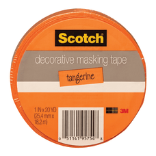 Scotch Decorative Masking Tape 1 x