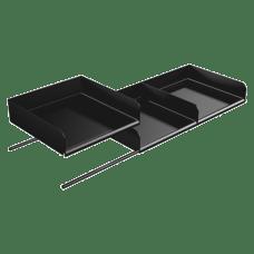 Safco Scoot 33 3 Shelf Contemporary