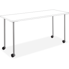 Safco Impromptu Mobile Training Tabletops Four