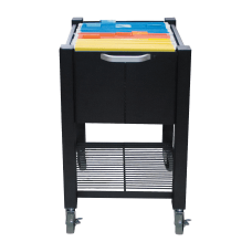 Vertiflex SmartWorx Sidekick Steel File Cart
