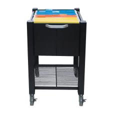 Vertiflex SmartWorx Sidekick Steel File Cart