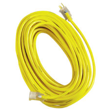 Coleman Cable 2885 123 100SJTW Yellow