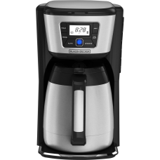Black Decker 12 Cup Thermal Coffeemaker