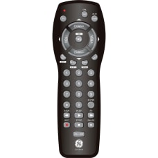 GE 3 Devices Universal Remote Control