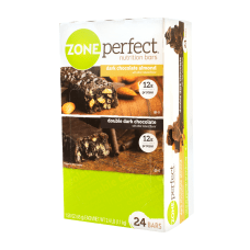 ZonePerfect Nutrition Bars Dark Chocolate Almond