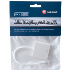 Link Depot DisplayPortDVI Cable 787 DisplayPortDVI