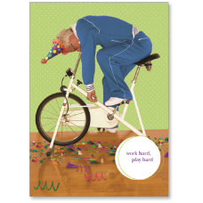 Viabella Fun Birthday Greeting Card With
