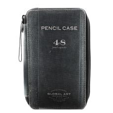 Global Art Canvas Pencil Case 48