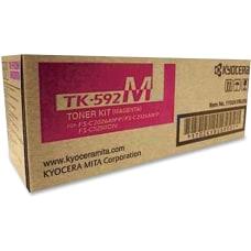 Kyocera TK 592 Original Toner Cartridge
