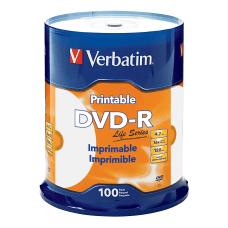 Verbatim DVD R 47GB 16X Life