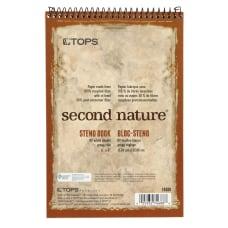 TOPS Second Nature Steno Books 6