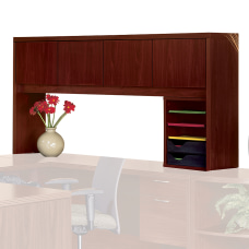 HON Valido Closed Hutch Mahogany