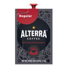 FLAVIA Coffee ALTERRA Espresso Single Serve