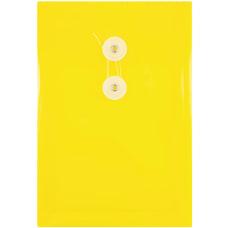 JAM Paper Open End Plastic Envelopes