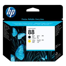 HP 88 BlackYellow Printhead C9381A