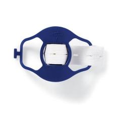 Medline Adult Bite Blocks Blue Pack