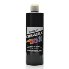 Createx Airbrush Colors Opaque 16 Oz